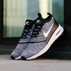89c44d321b49 Nike Shoes - NIKE AIR MAX THEA ULTRA FLYKNIT OREO shoes women 5